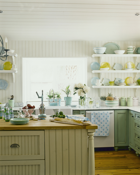 Airy Kitchen