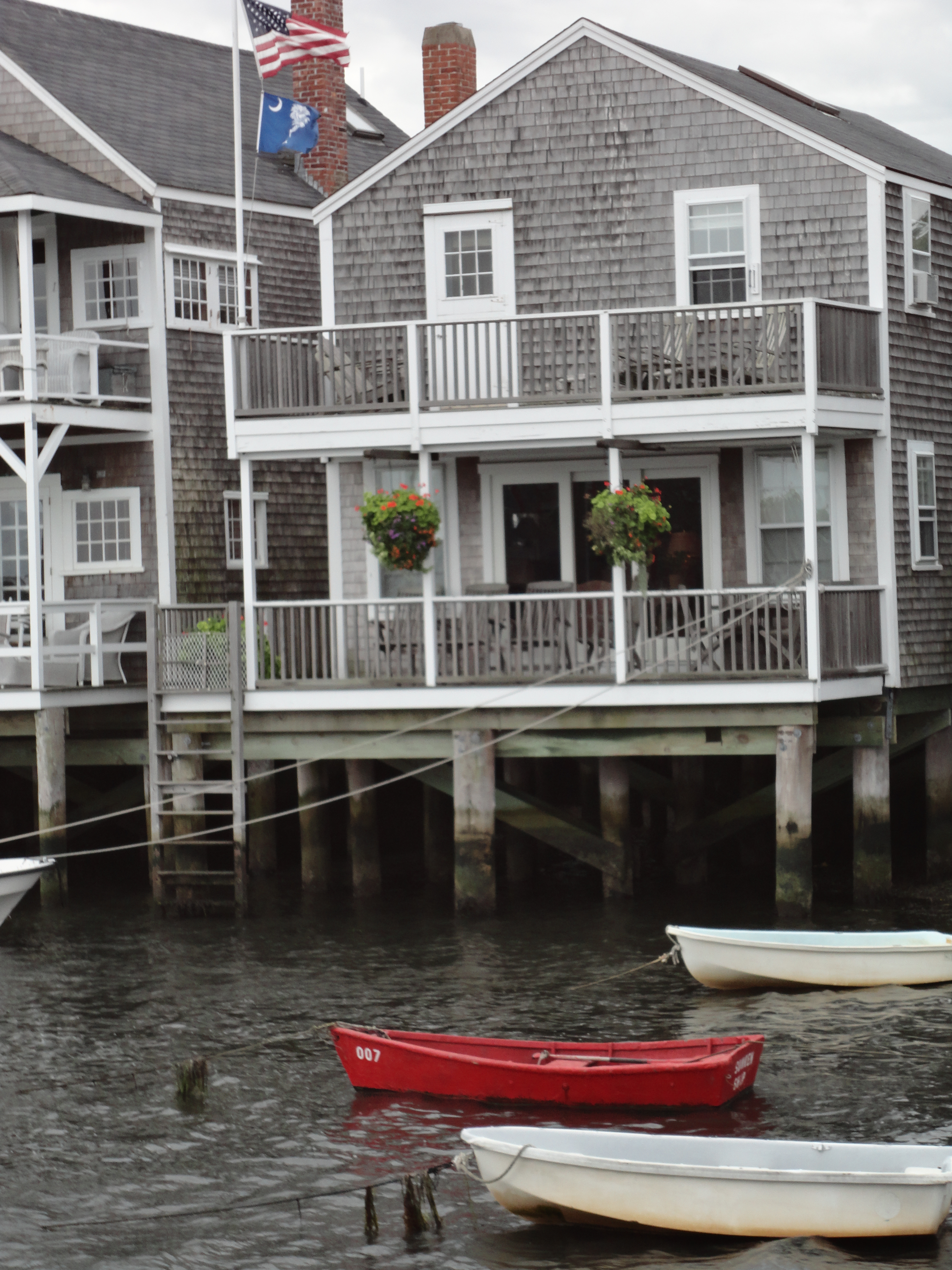 photographs town cottages of cottage nantucket pin
