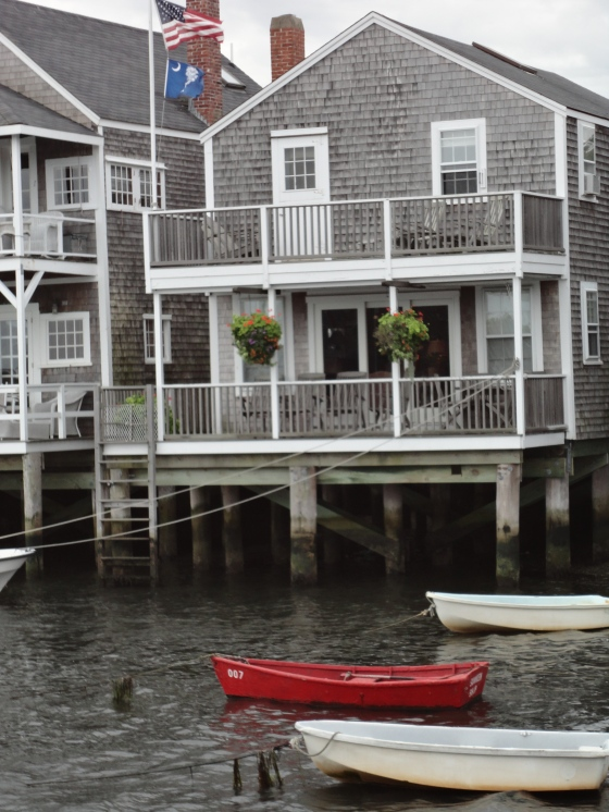Nantucket cove