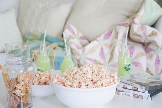 Stewarts and popcorn